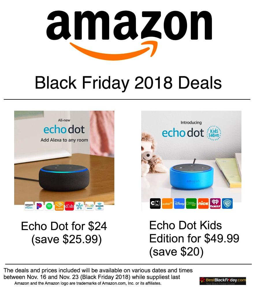 Amazon Black Friday Ad 2019