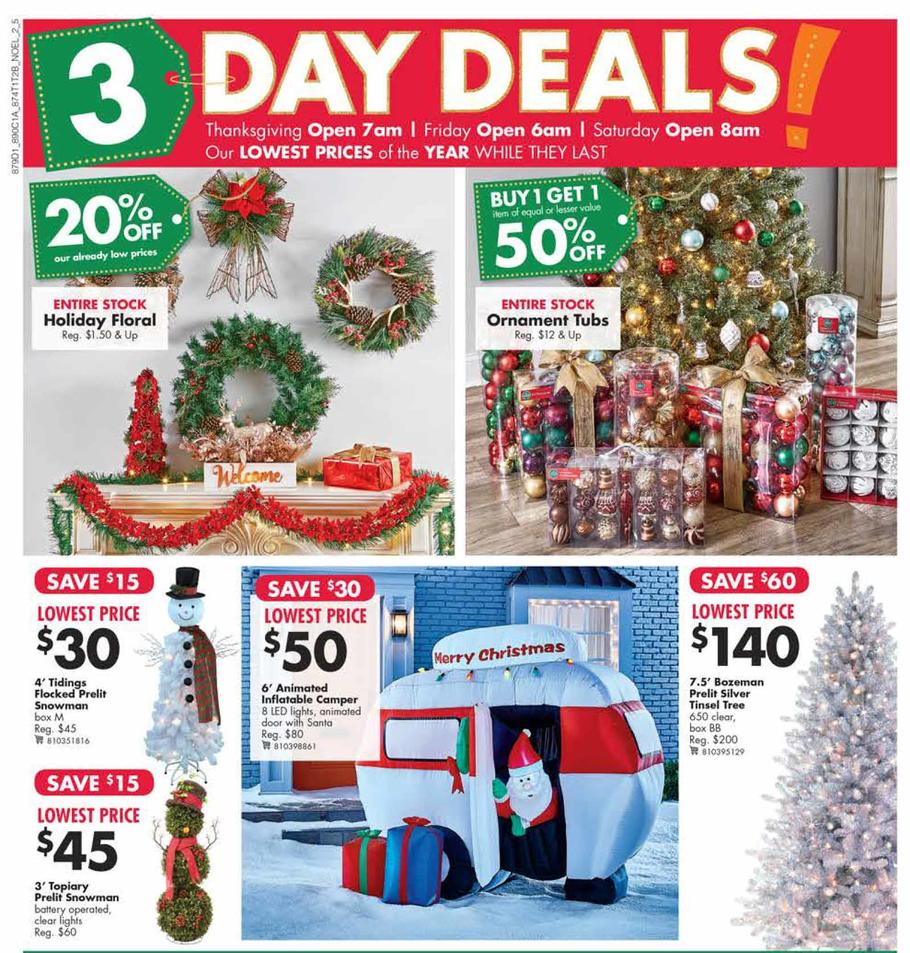 Big Lots Black Friday Ad 2018