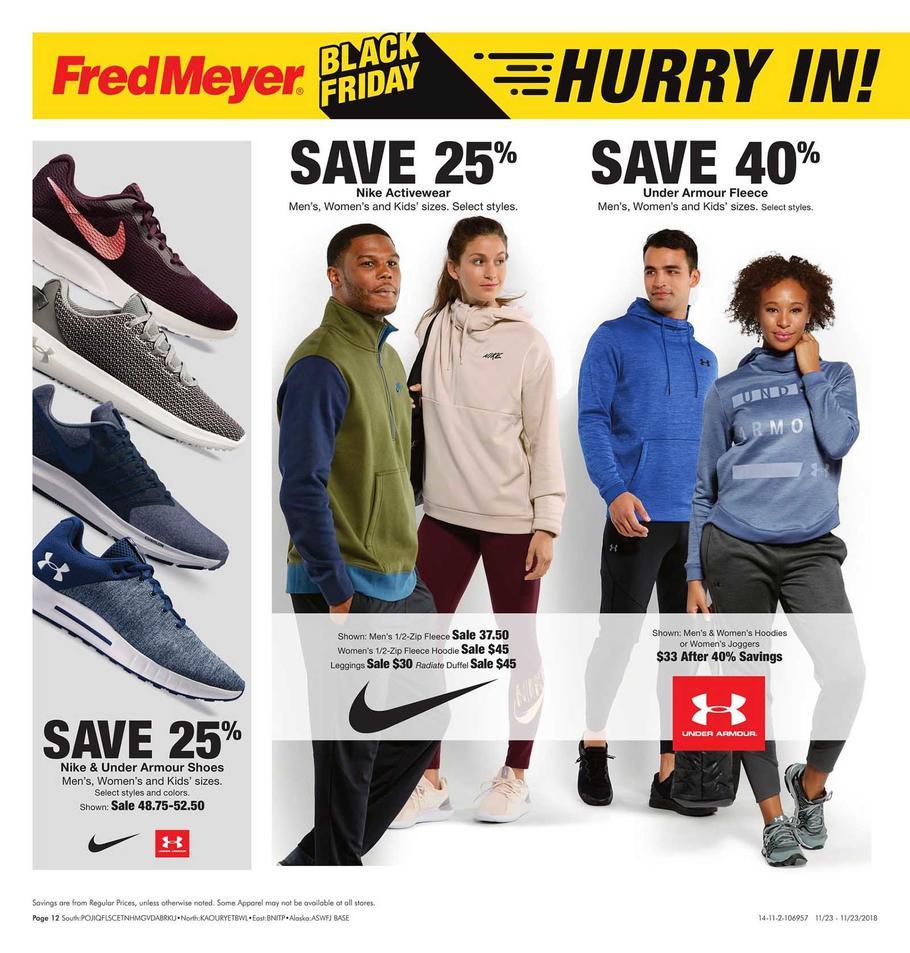 Fred Meyer Black Friday Ad 2018