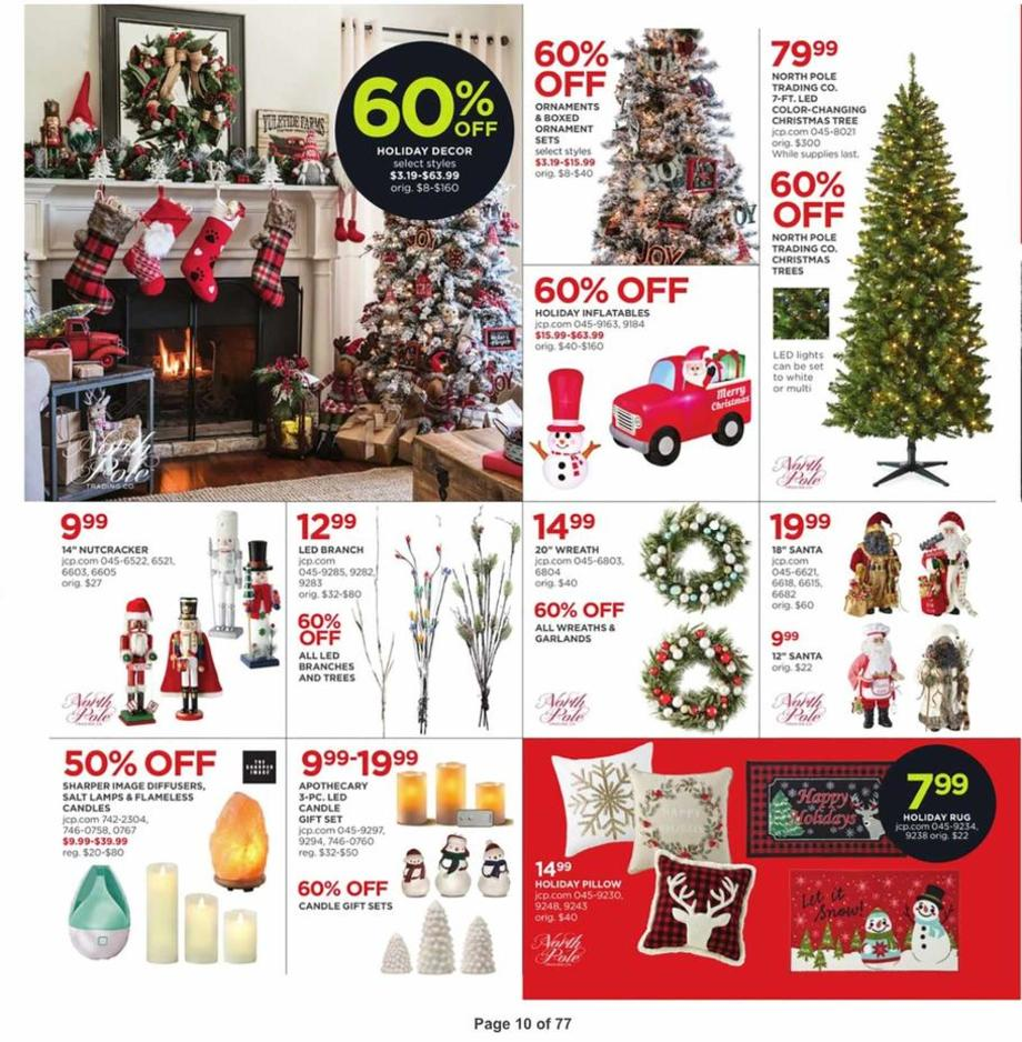 JCPenney Black Friday Ad 2018