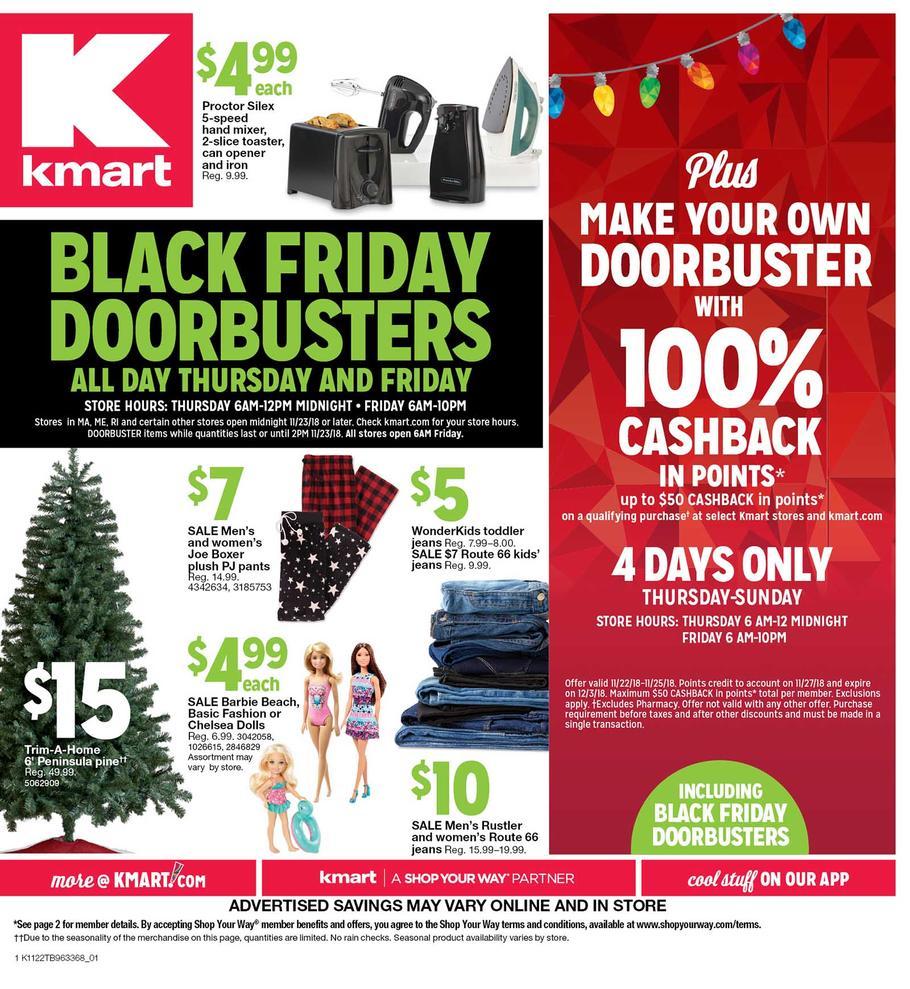 Value City Furniture 2016 Black Friday Ad: Kmart Black Friday Ad Sale 2019
