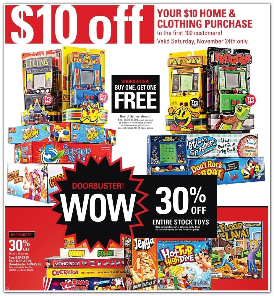 Shopko Black Friday Ad Sale 2018