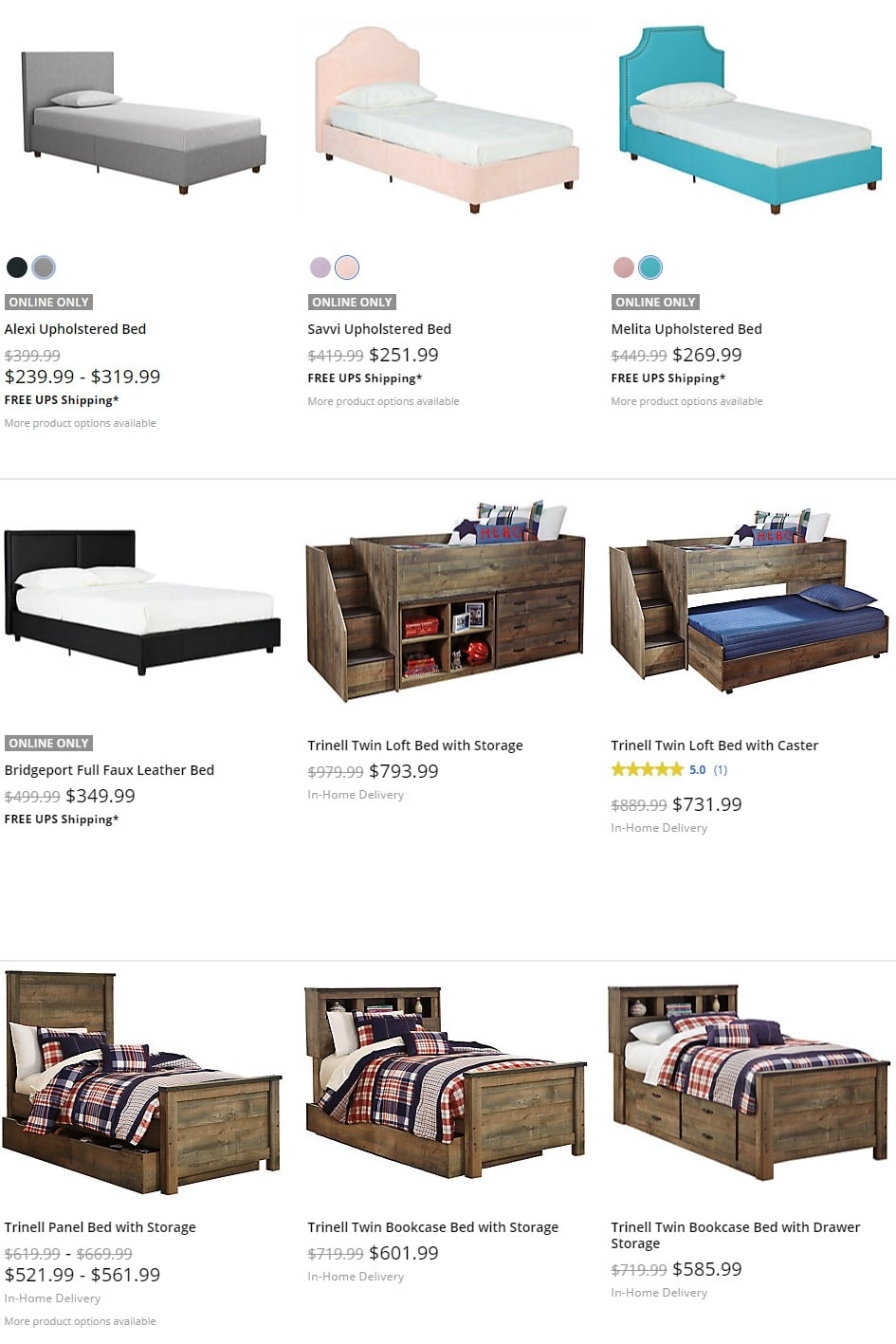 Ashley Furniture Black Friday Ad 2018