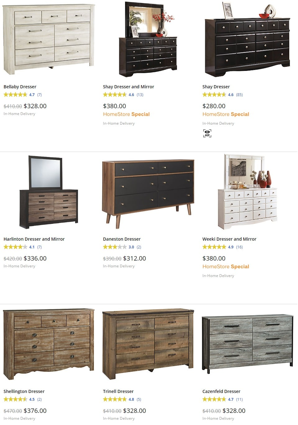 Ashley Furniture Black Friday Ad Sale 2019