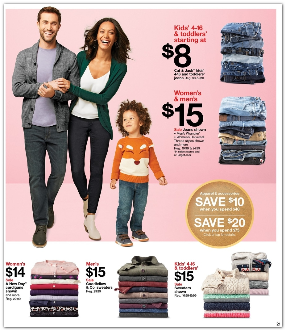 Target Pre Black Friday 2018 Ad