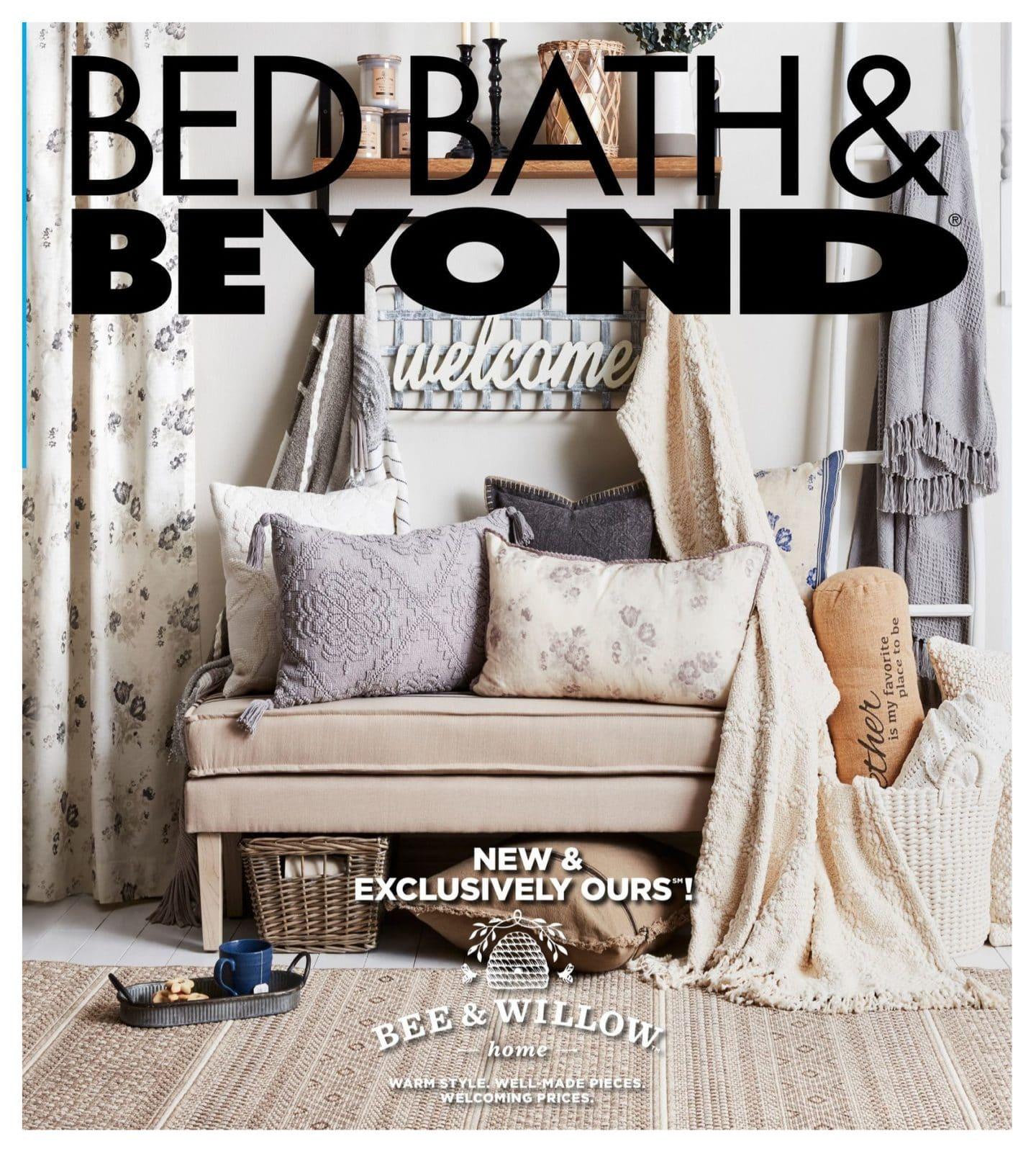 The Bath Beyond: Bed Bath & Beyond Circular February 25