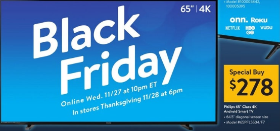 65 Inch Tv Black Friday Deals 2020