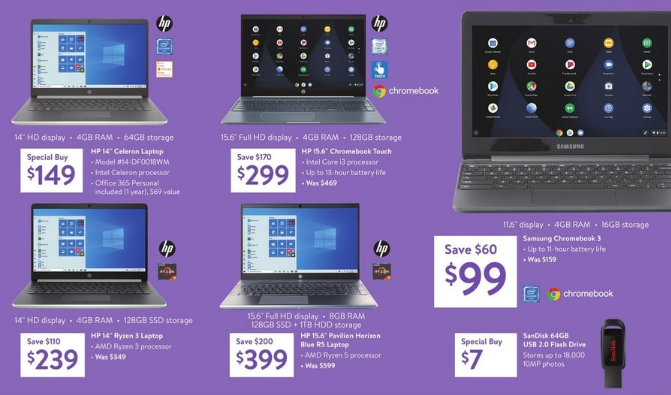 Laptop Black Friday 2020 Deals From 129 99