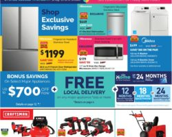 Lowe's Black Friday Ad Sale 2020