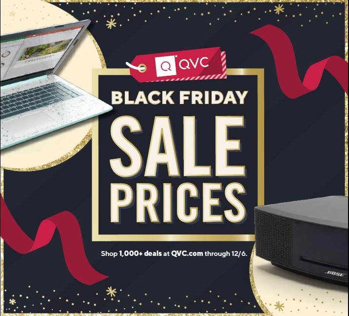 QVC Black Friday Sale Ad 2020