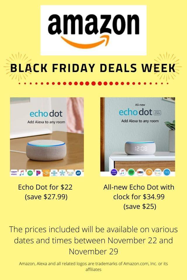 Amazon Black Friday Sale & Deals 2020