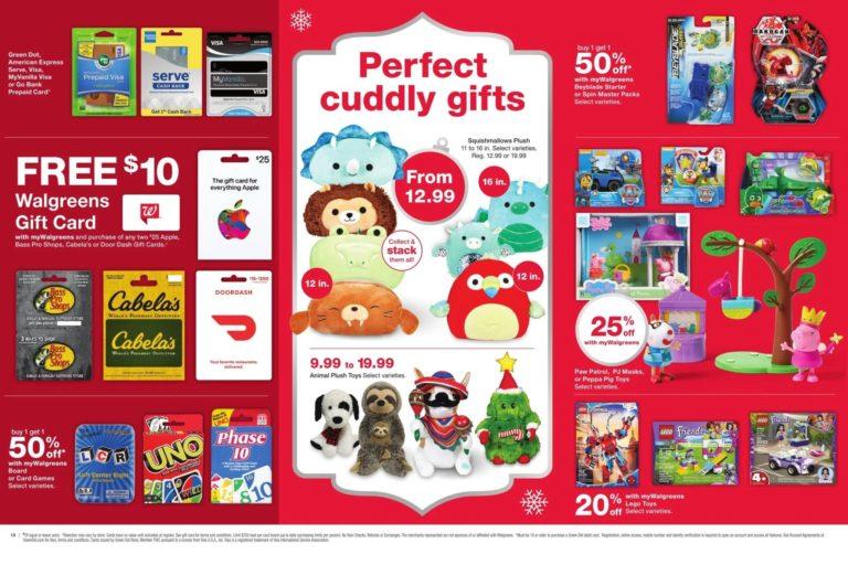 Walgreens Black Friday Ad Sale 2021