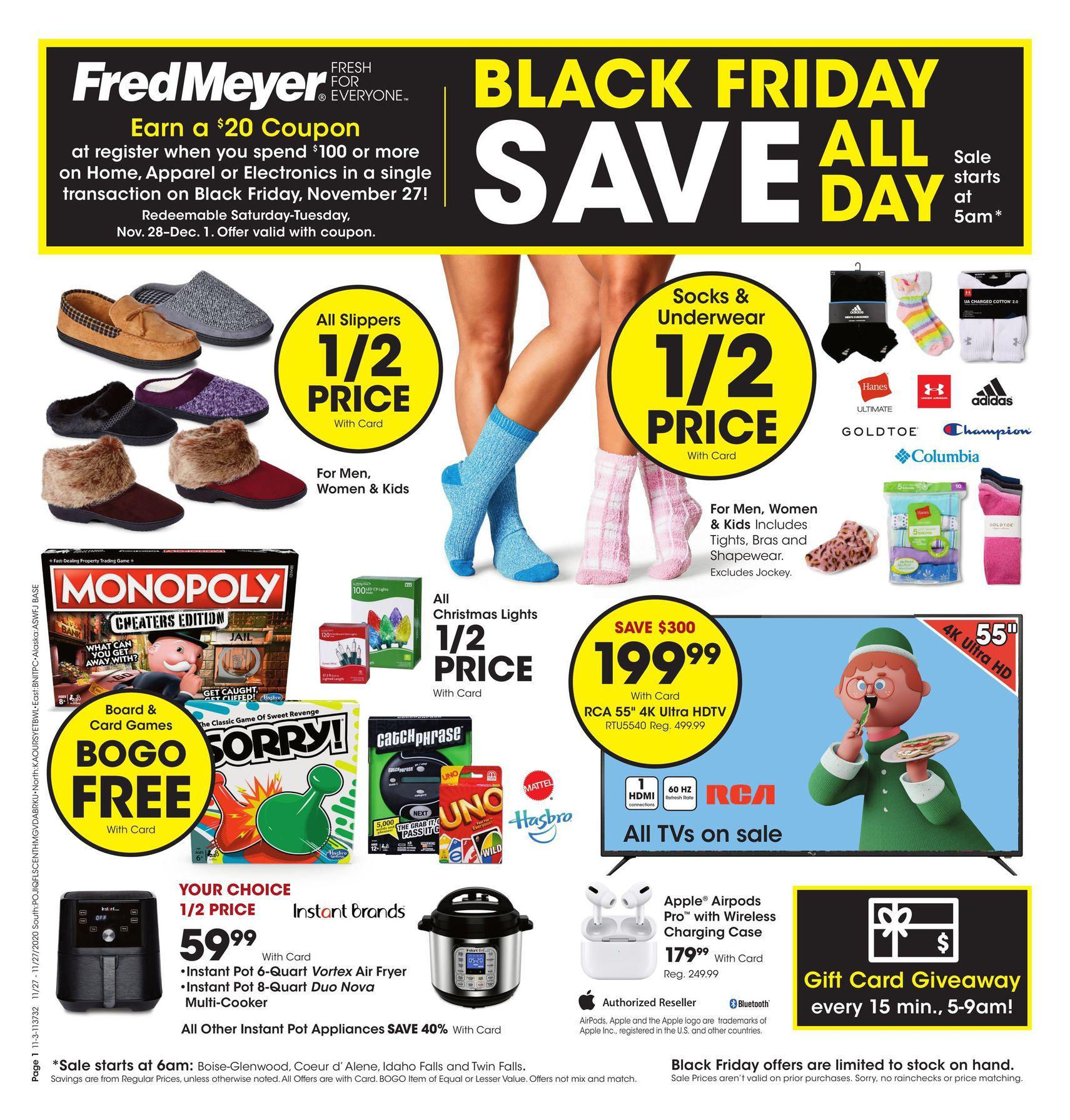 Fleet Farm Black Friday Sale Ad 2019