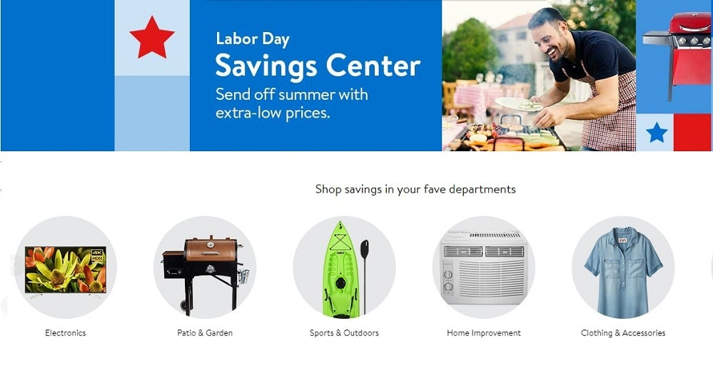 labor day sales at walmart for tablets