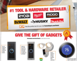 Home Depot Ad June 10 - June 20, 2021. Make Dad's Day!