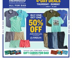 Academy Sports Weekly Ad June 17 - June 20, 2021